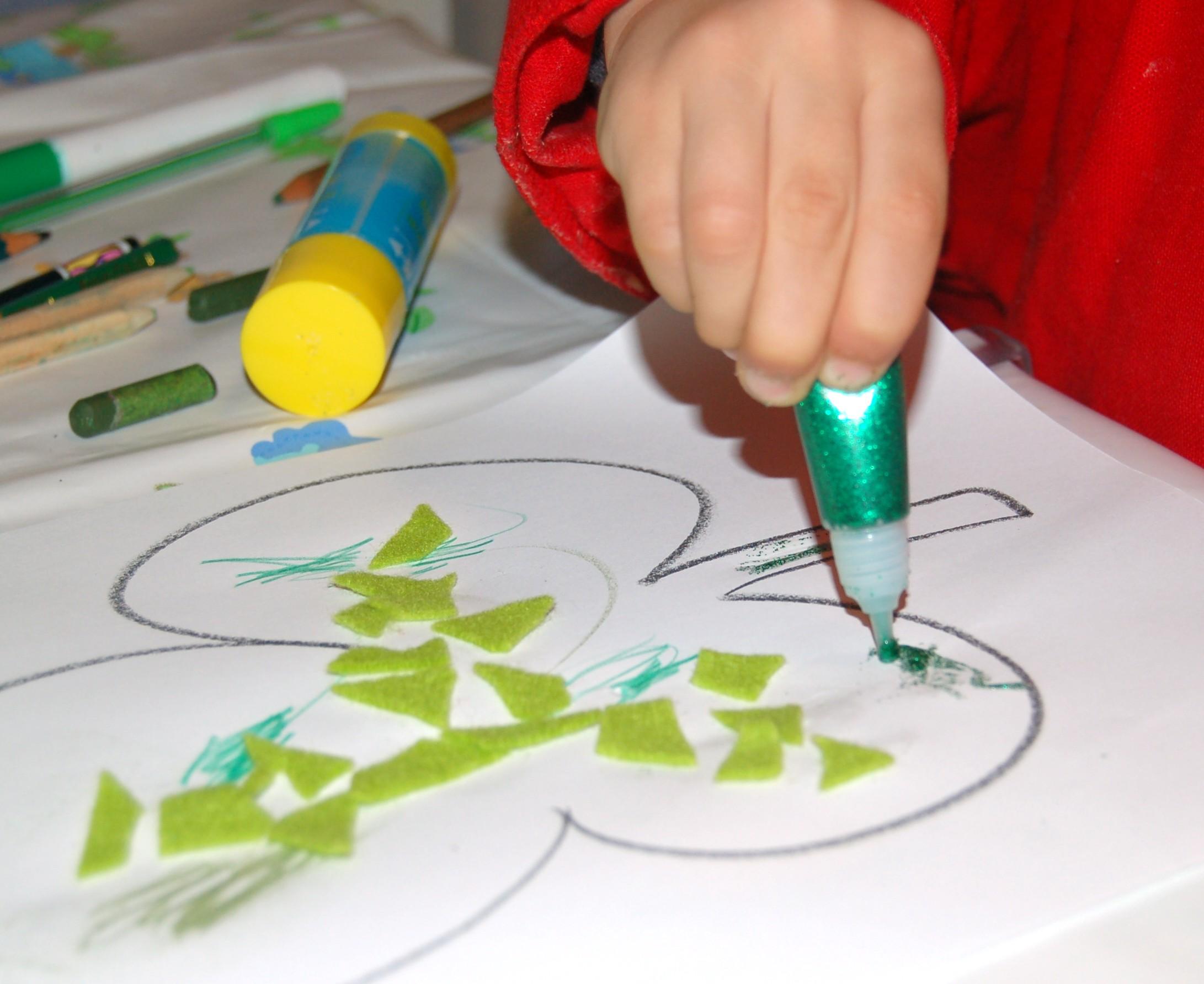 Lavoretti per bambini addobbi per il giorno di san patrizio - San patrizio per i bambini ...