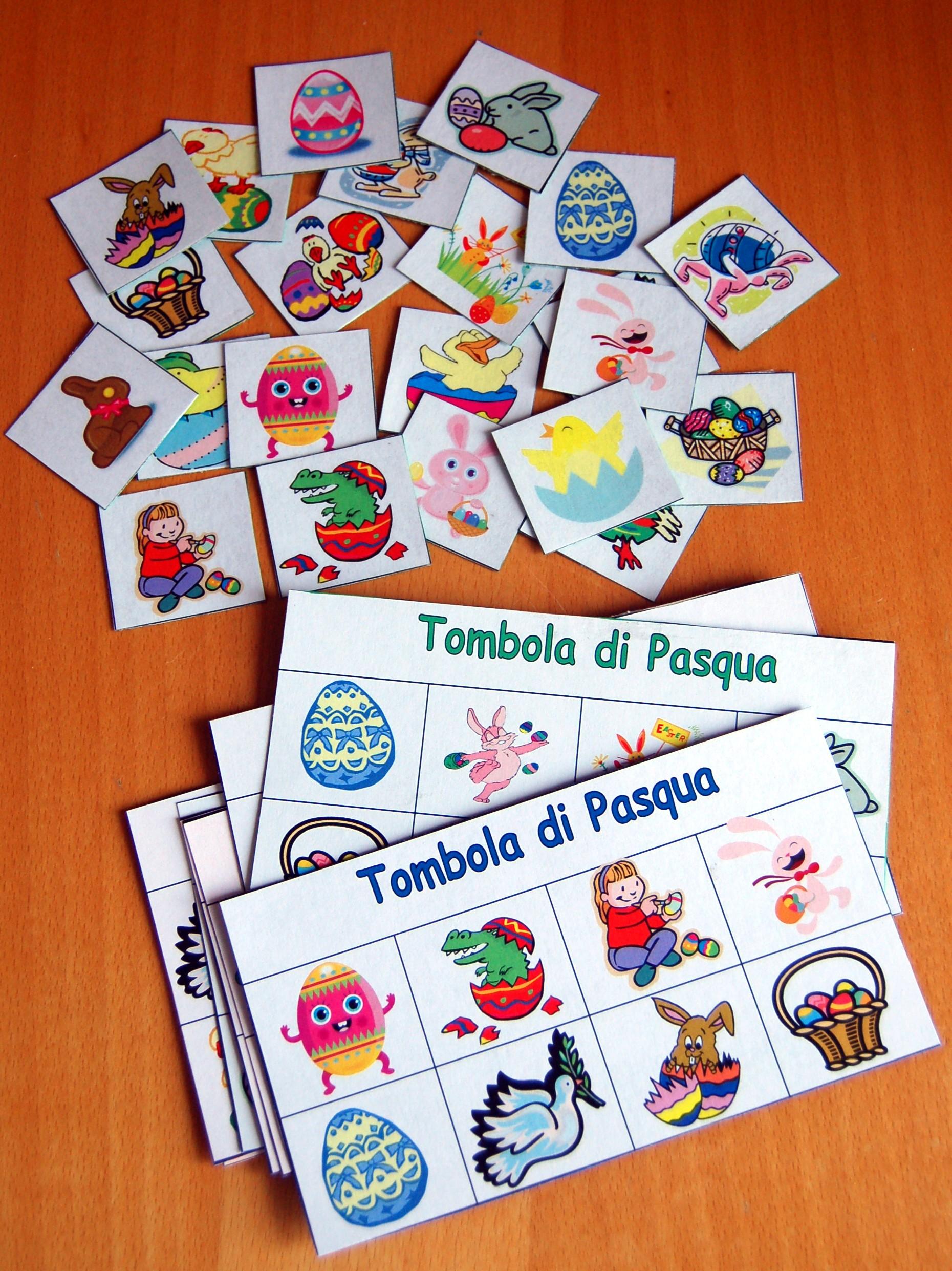 Giochi Di Pasqua Per Bambini