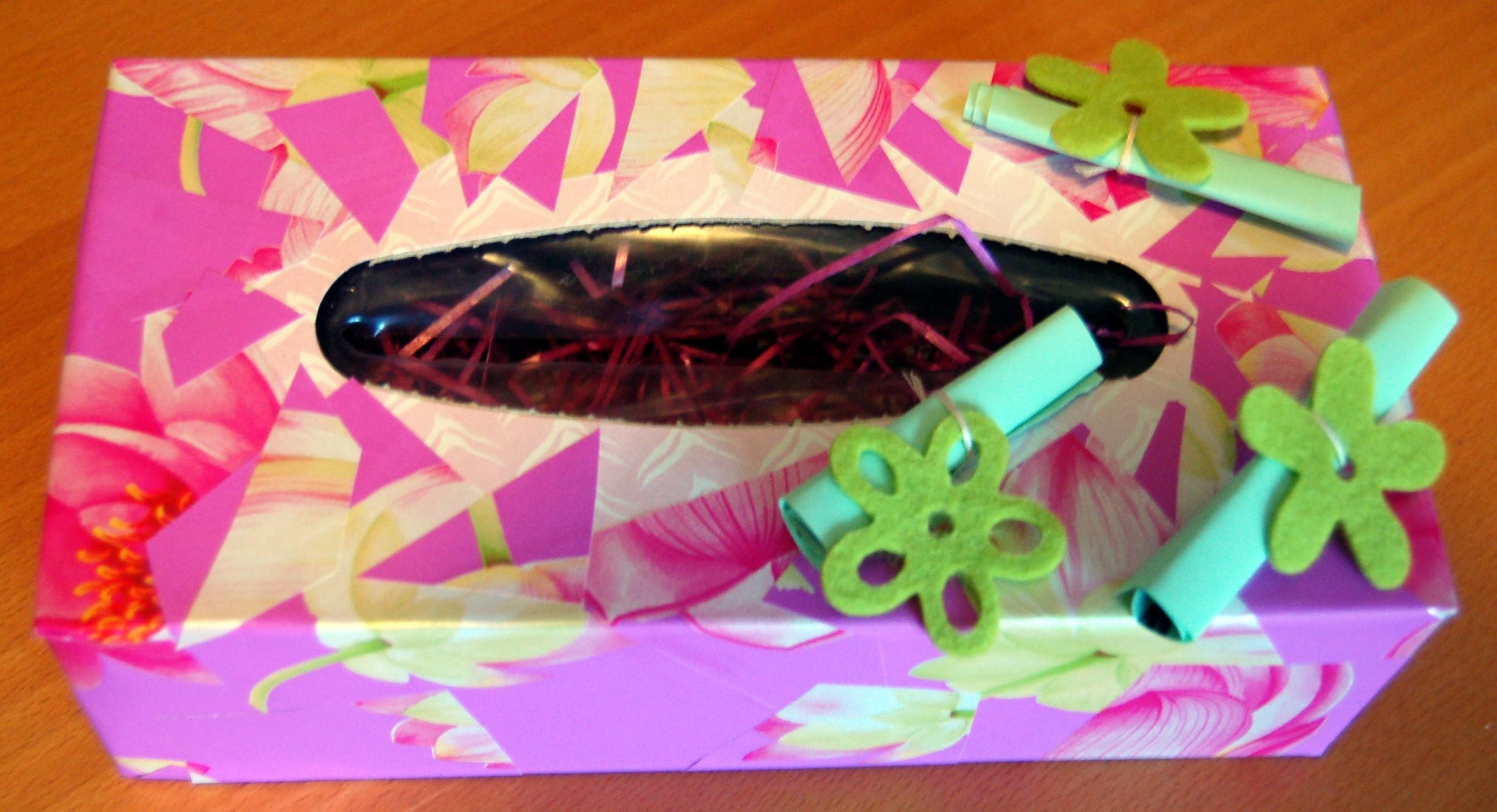 abbastanza Idee regalo fai da te per la Mamma: la scatola dei desideri | VY84