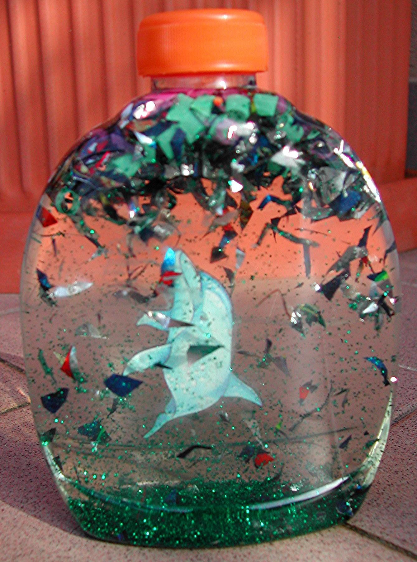 Giochi con l acqua costruire bocce magiche for Costruire tartarughiera in vetro