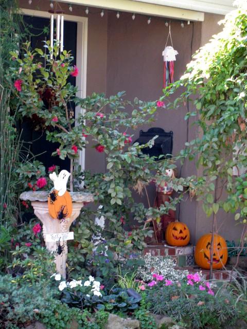 Decorare la casa per halloween tante idee fai da te dall for Piani di casa di 1250 piedi quadrati