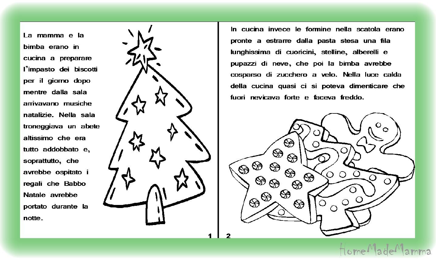 I folletti di natale da un racconto natalizio tante for Casa migliore da costruire