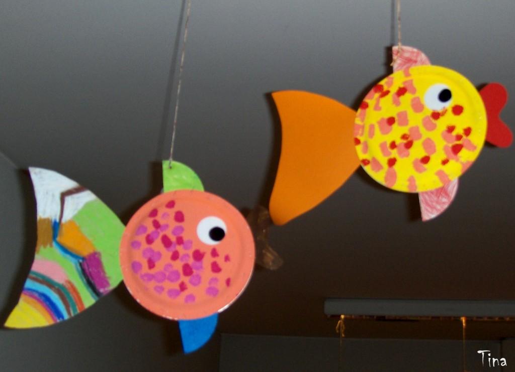Fatti da voi for Pesciolini da colorare per bambini