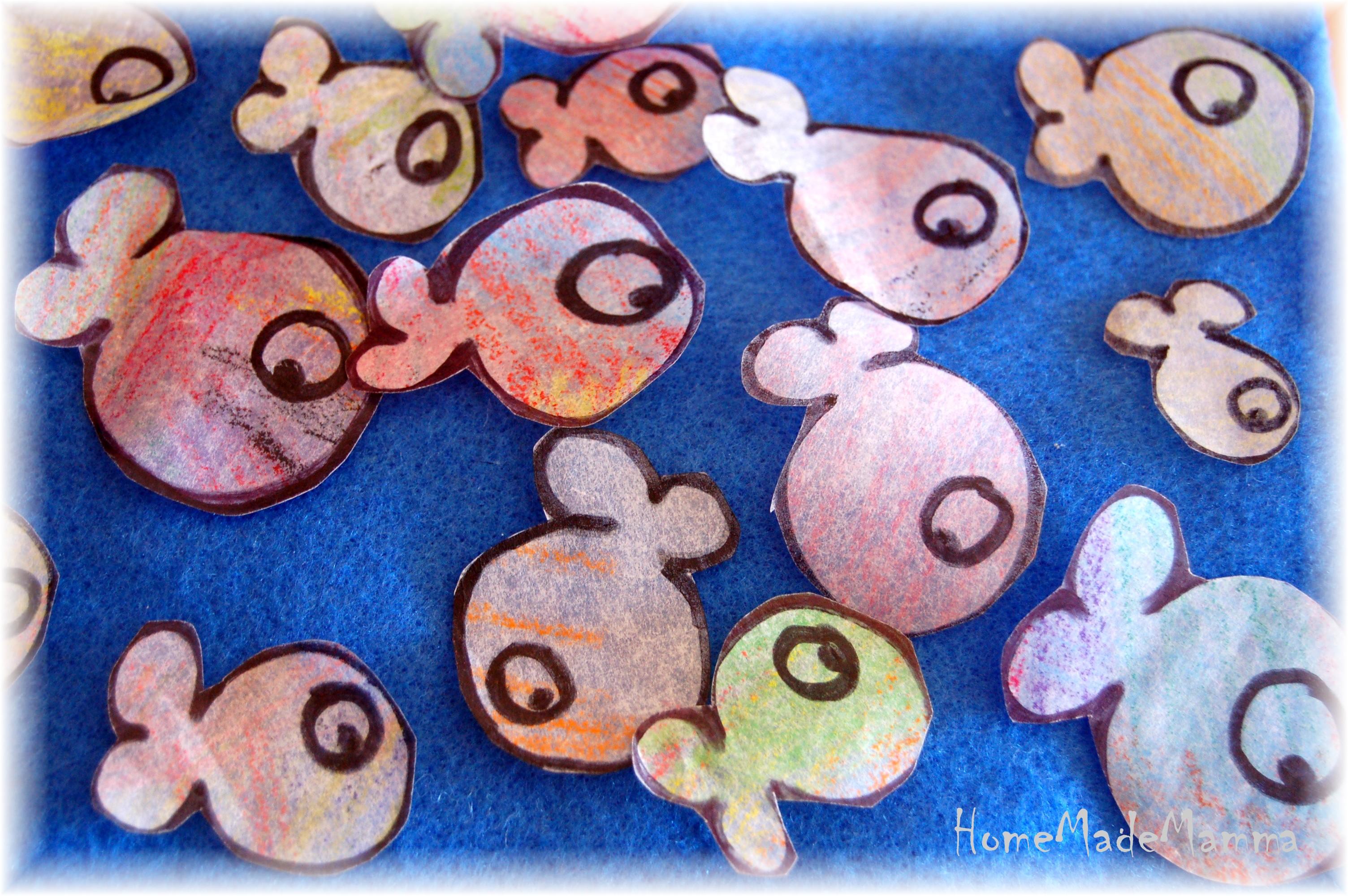 Pesciolini for Disegni di pesciolini