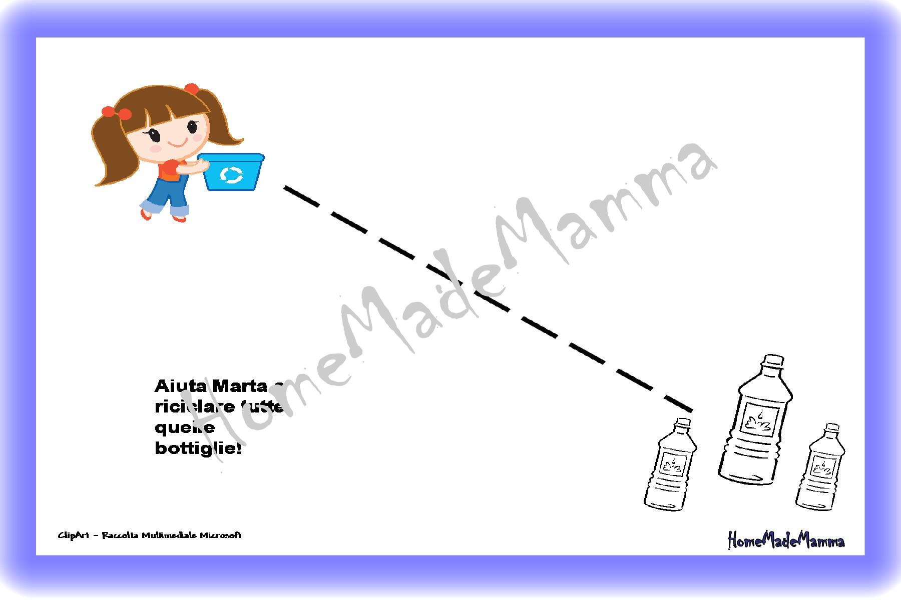 Giocare Con L Ambiente Schede E Ricette Per Bambini