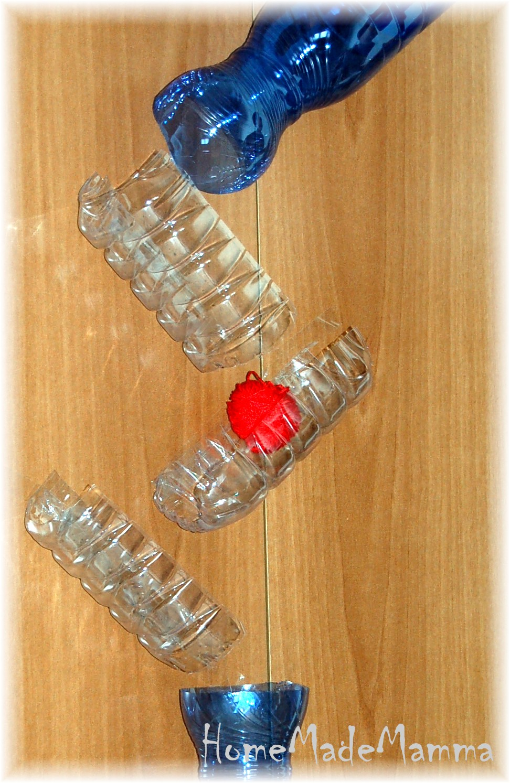Giochi creativi la pista di biglie con bottiglie di for Planimetrie con prezzo da costruire