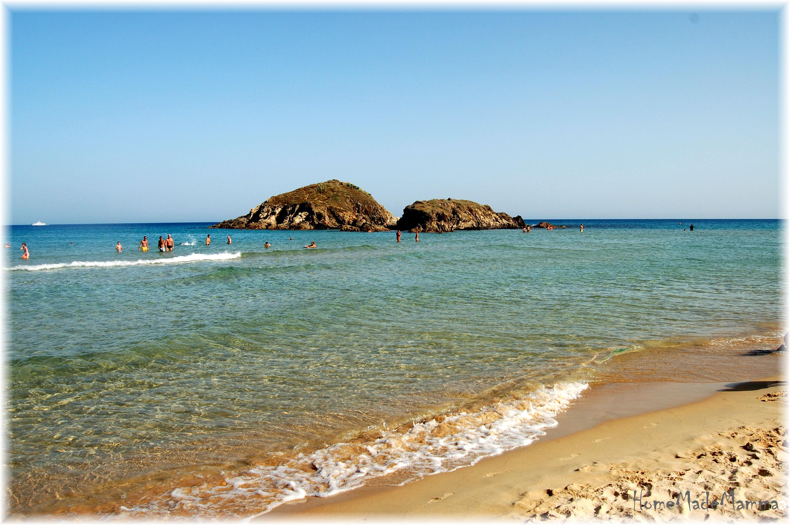 In sardegna con i bambini la spiaggia di chia for Chia sardegna