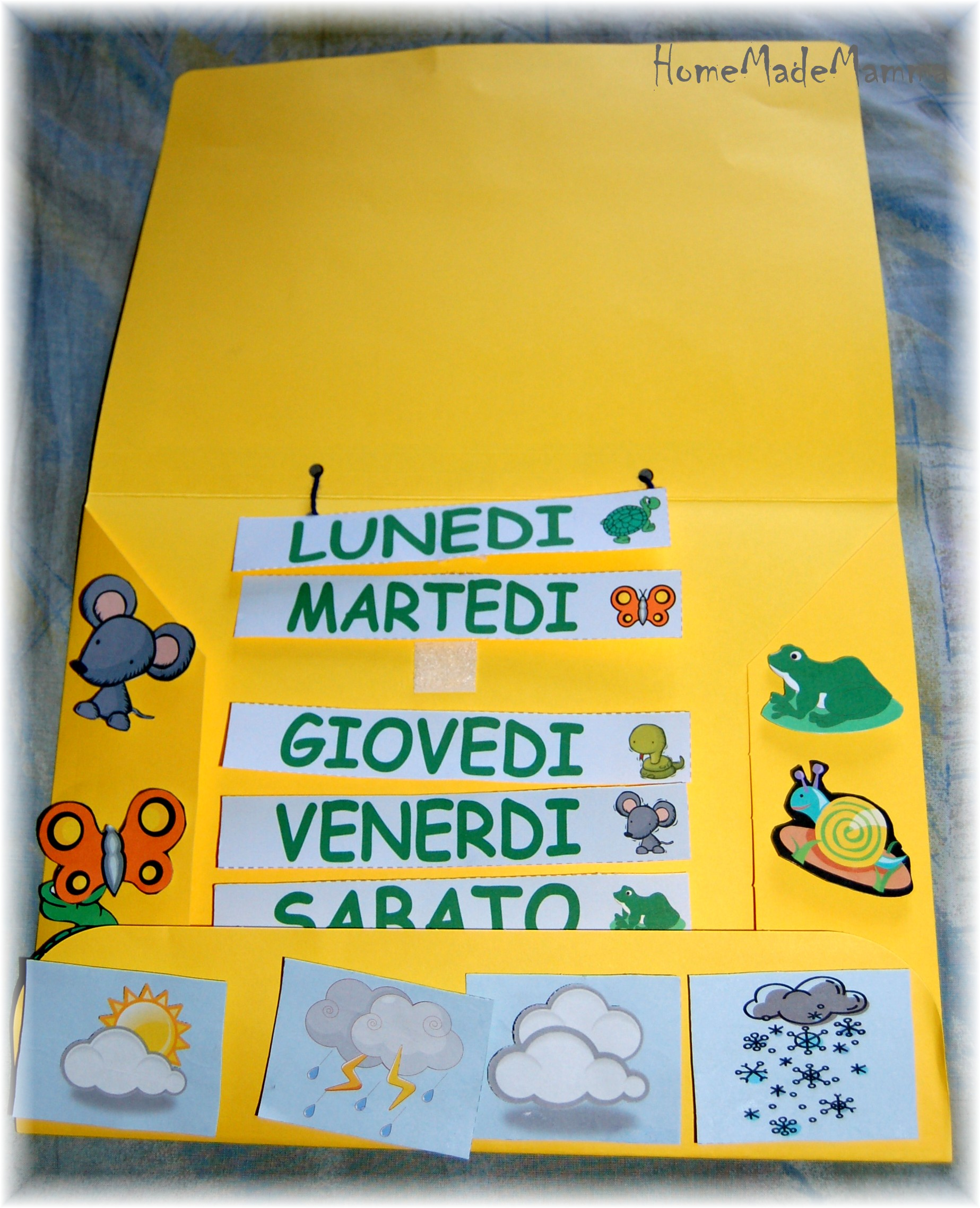 Costruire Calendario Scuola Infanzia.Calendario Scuola