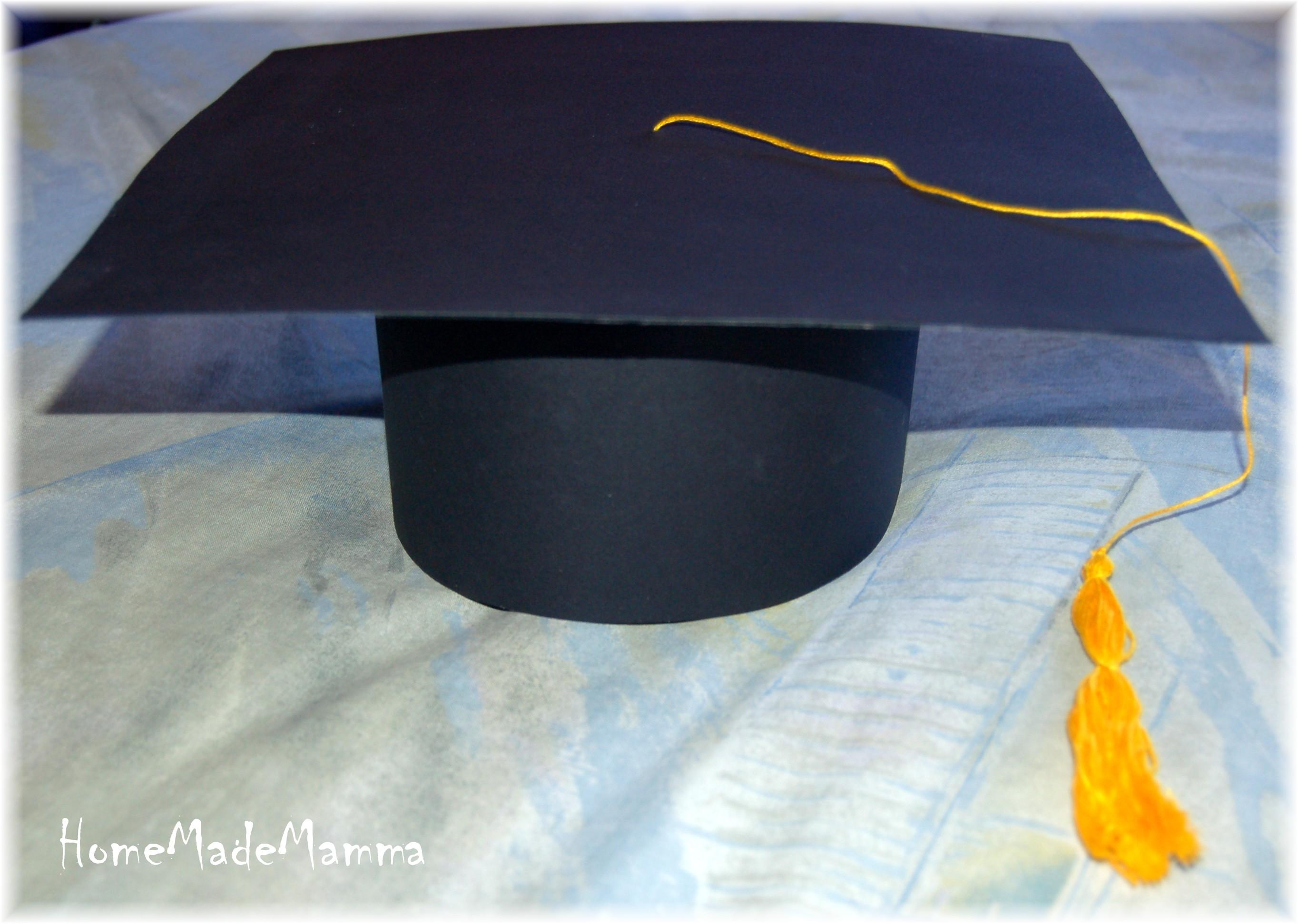 Molto Un cappello per la laurea: come realizzare un Tocco | XF73