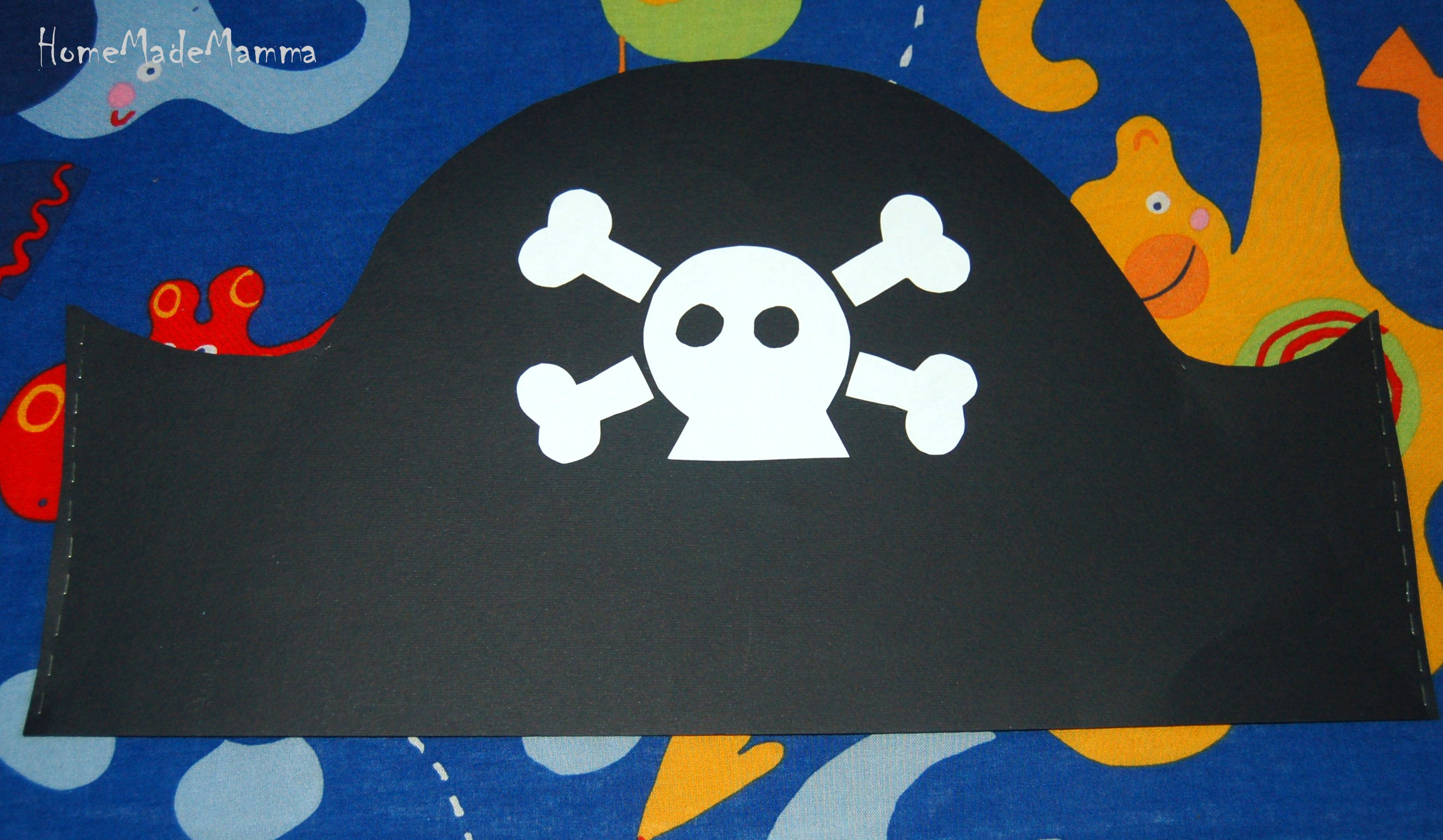 Il cappello del pirata Barbagianni 1e8d71f0cc7f