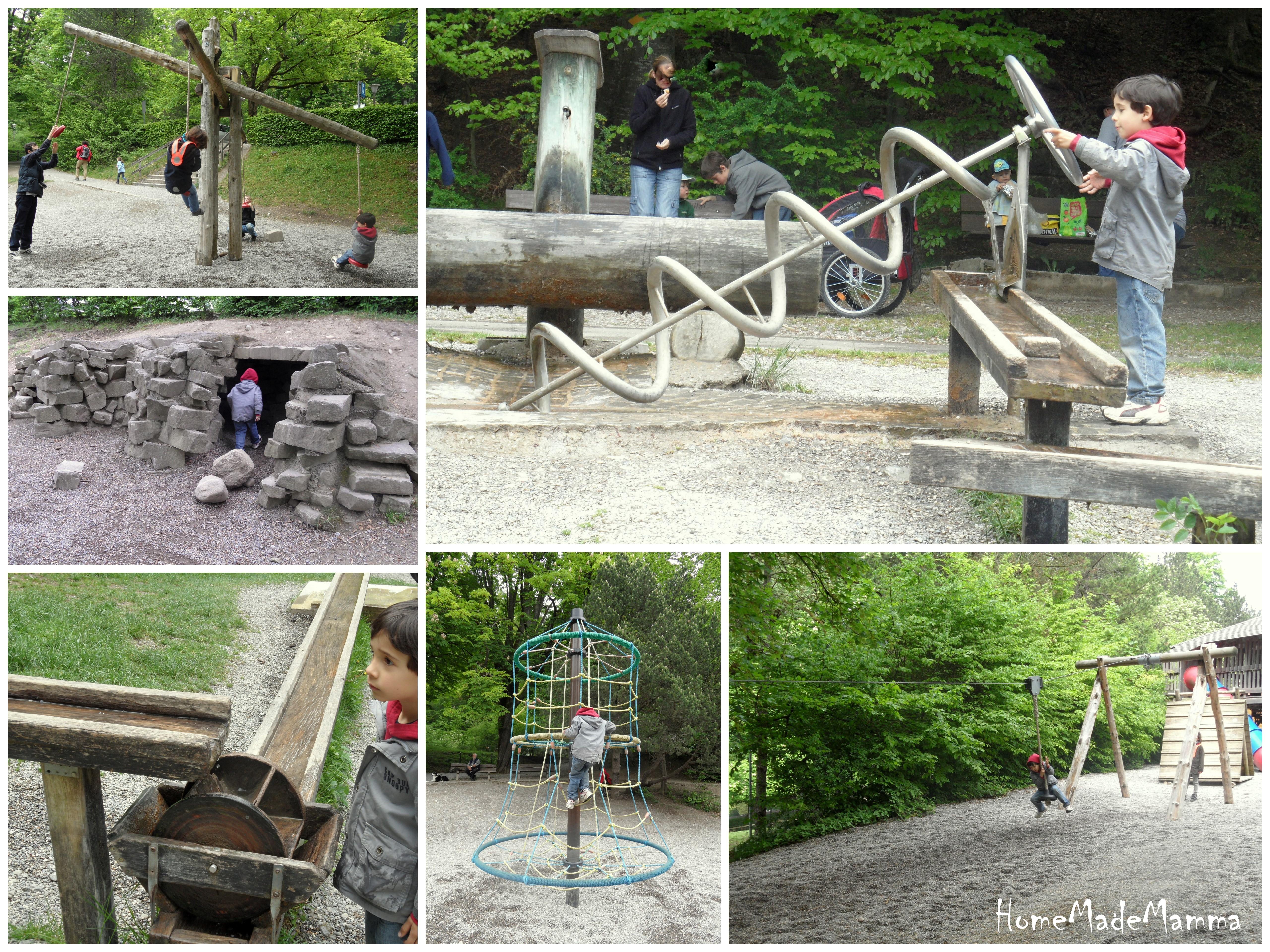 Favorito Zurigo con i bambini: al Wildnis Park con Piccolo Furfante | JC51