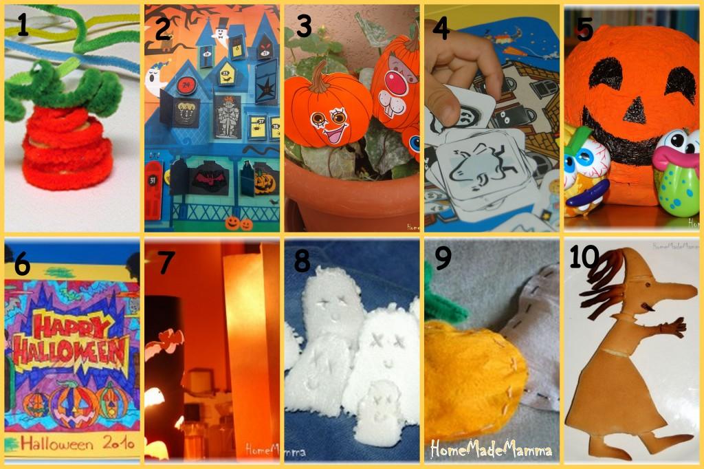 10 idee creative per Halloween