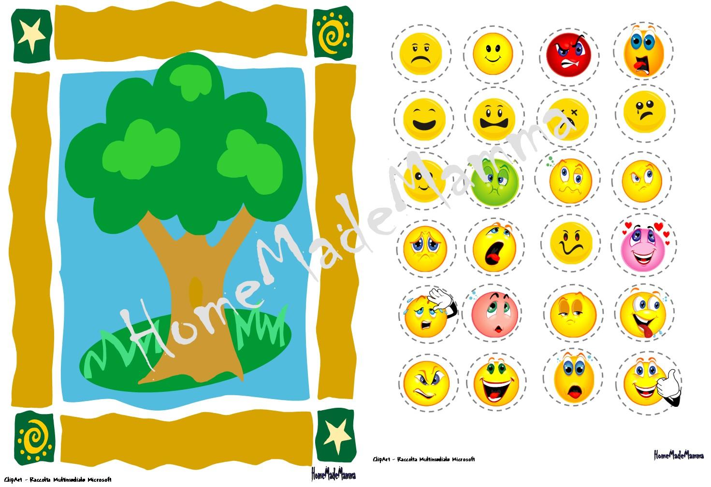 spesso Giocare con le emozioni: un albero per parlarne | DH93