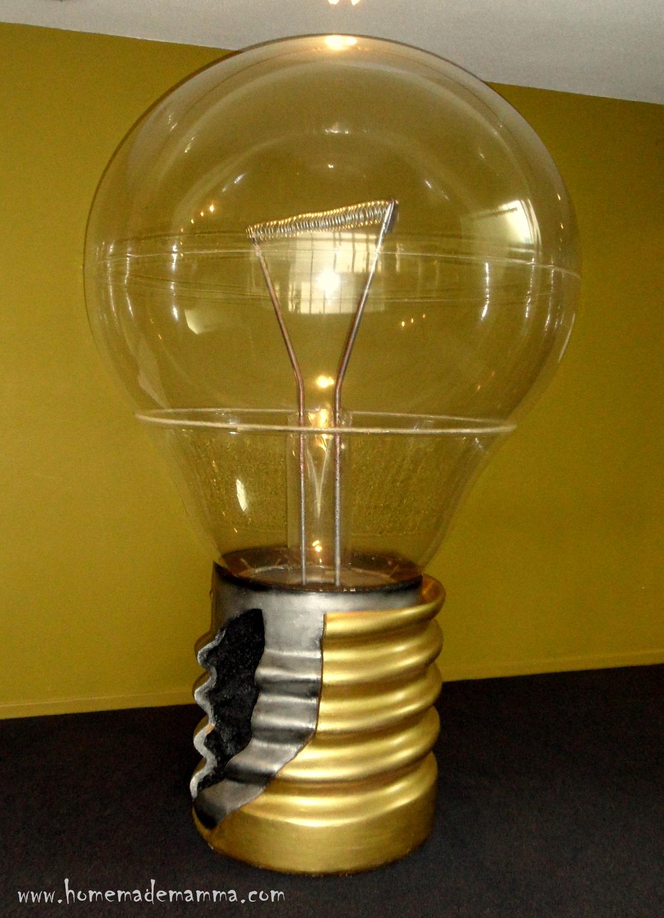 scoperta della lampadina : scuola di creativit? ovvero come far nascere le idee