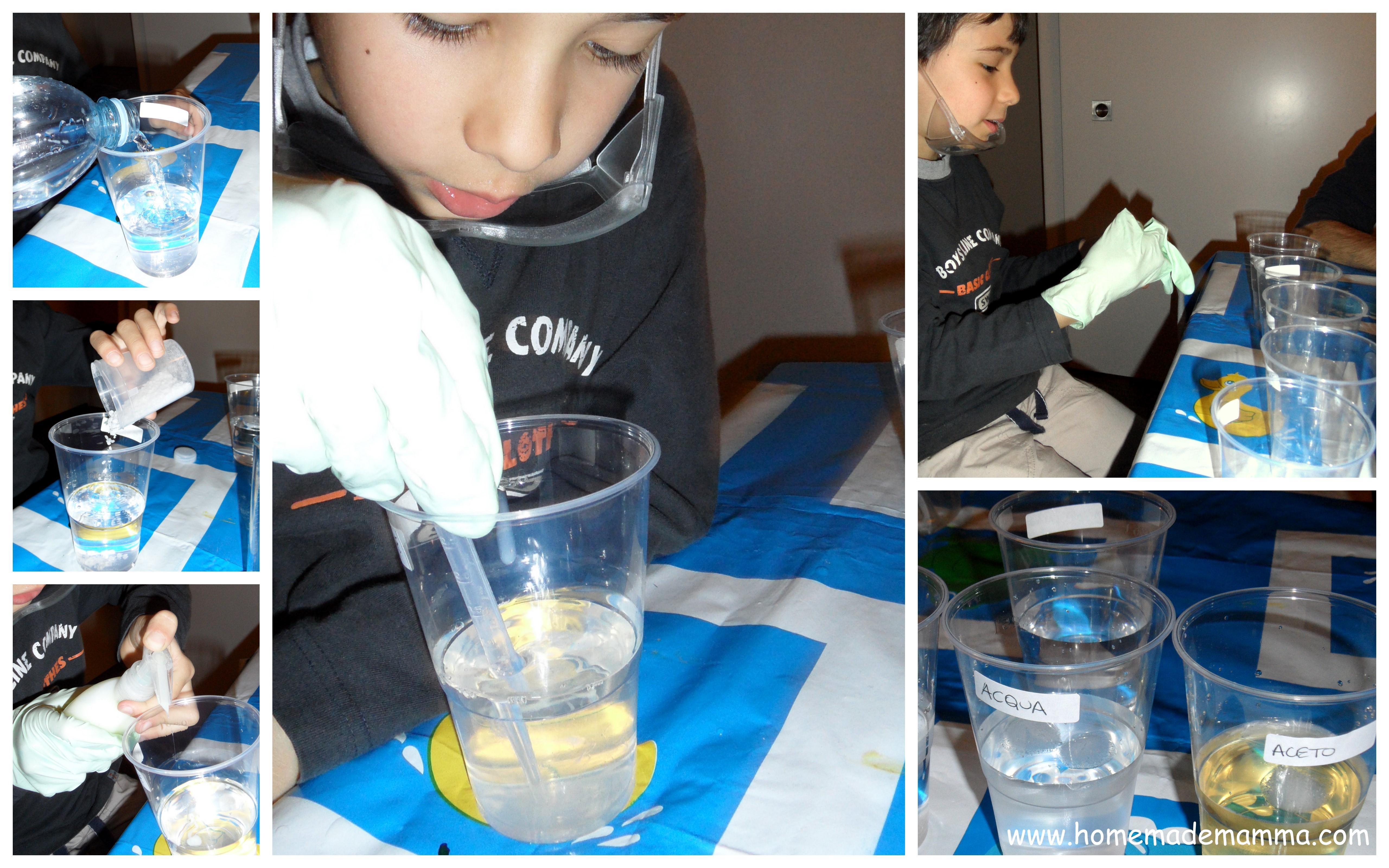 Eccezionale Esperimenti scientifici con i bambini: di ghiaccio e scienziati  IU65