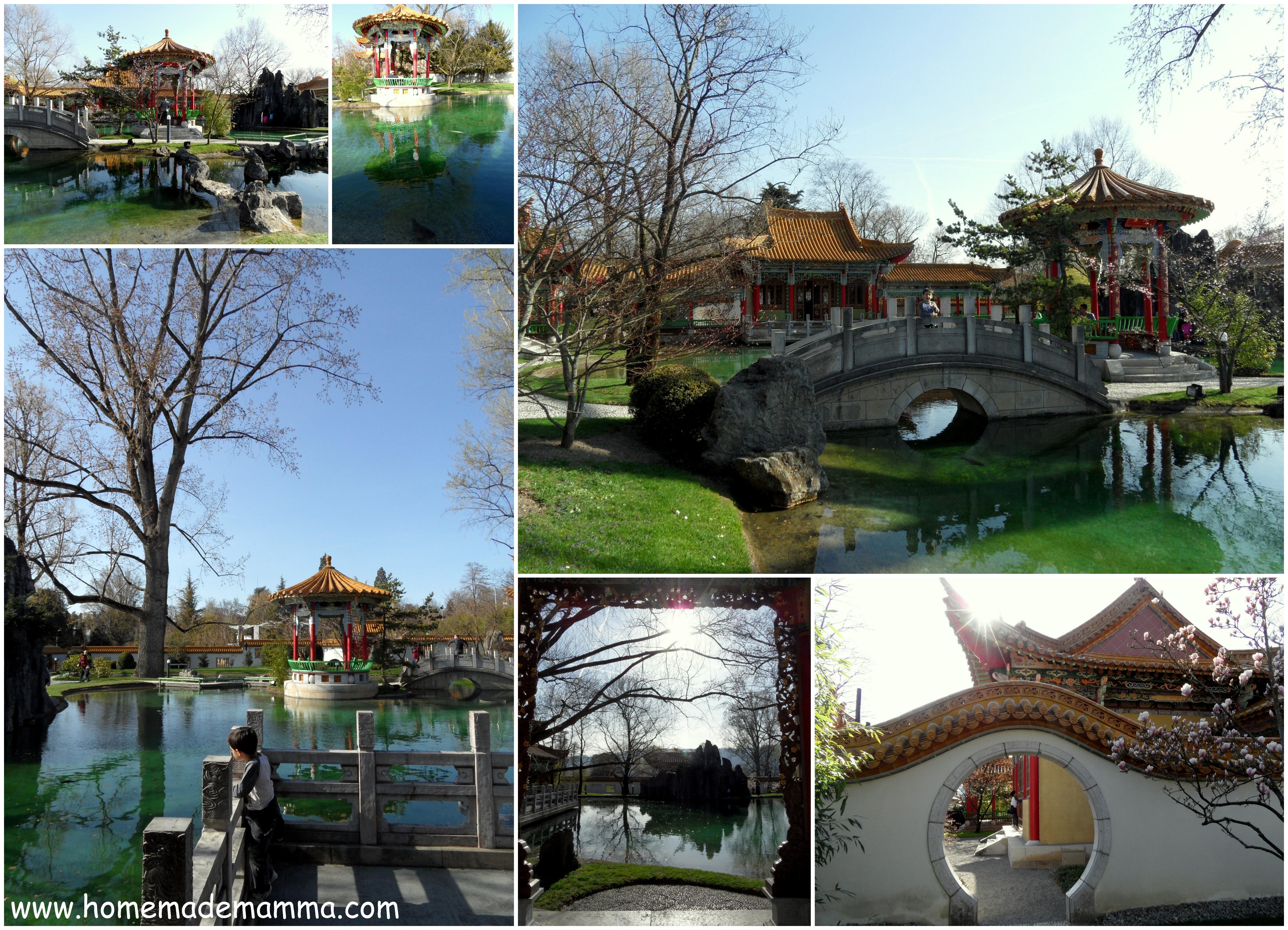 Alla scoperta di zurigo un giardino cinese nel centro citt for Giardino cinese