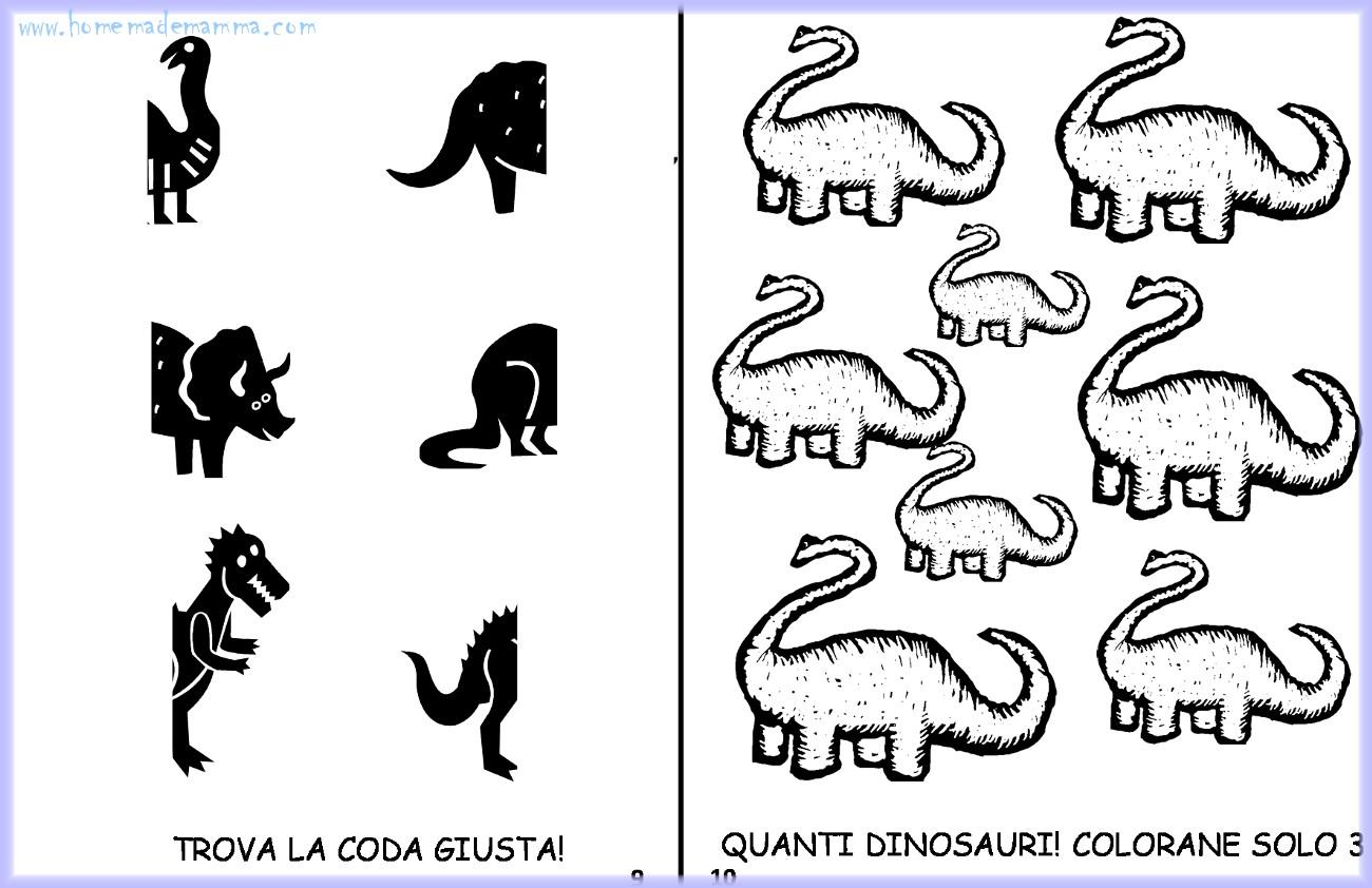 Nel Mondo Dei Dinosauri Il Mini Libro Gioco