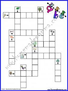 Cruciverba illustrati per piccoli enigmisti for Cruciverba facili per bambini