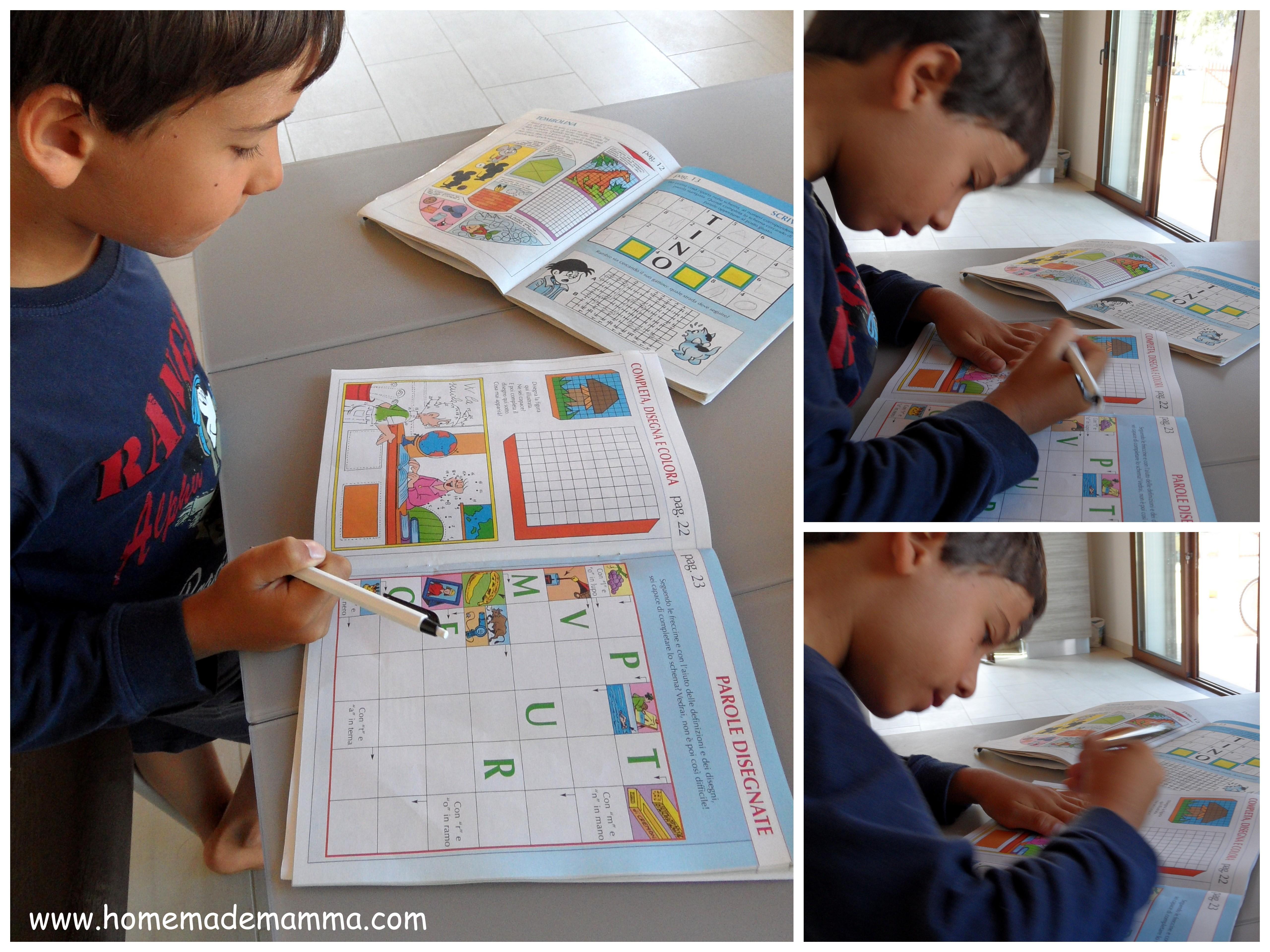 Enigmistica Per Bambini