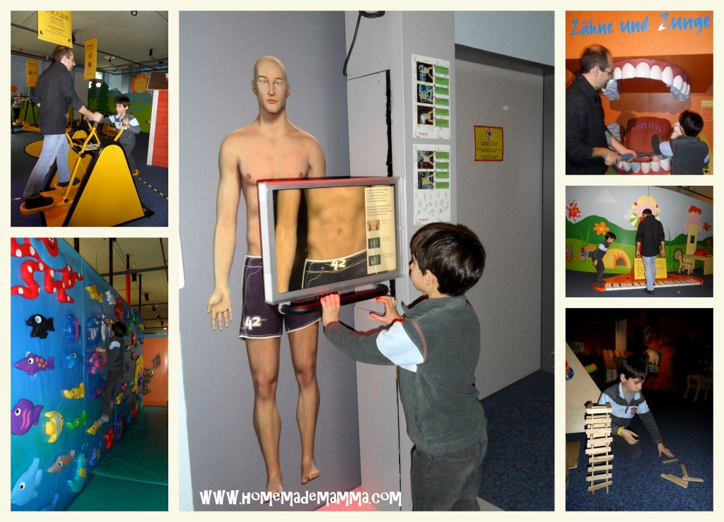 kindercity zurigo al museo con i bambini