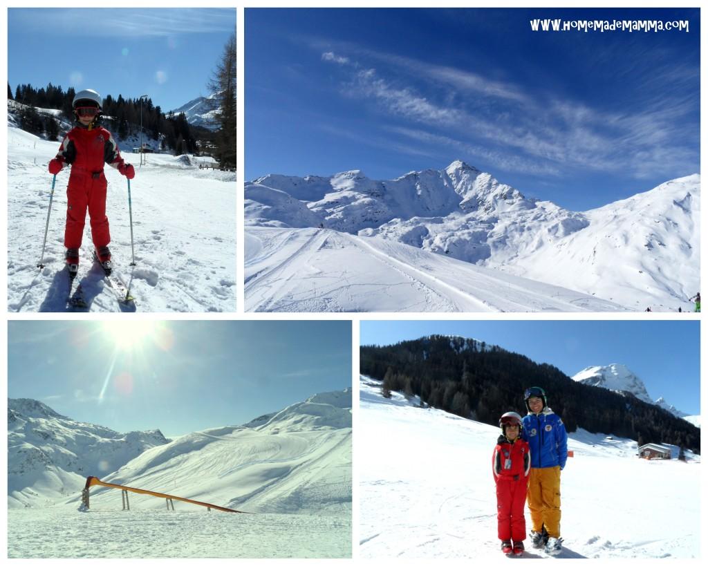 svizzera a sciare mete