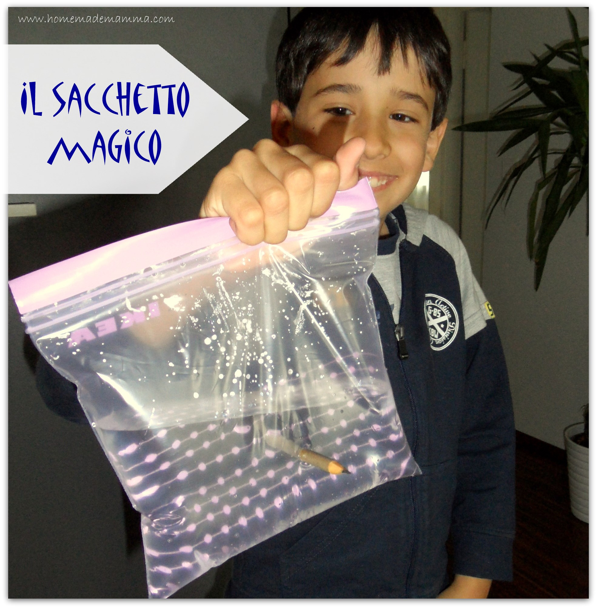 Amato Esperimenti scientifici con i bambini | MM19