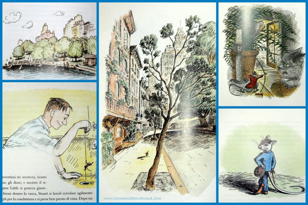 stuart little immagini del libro