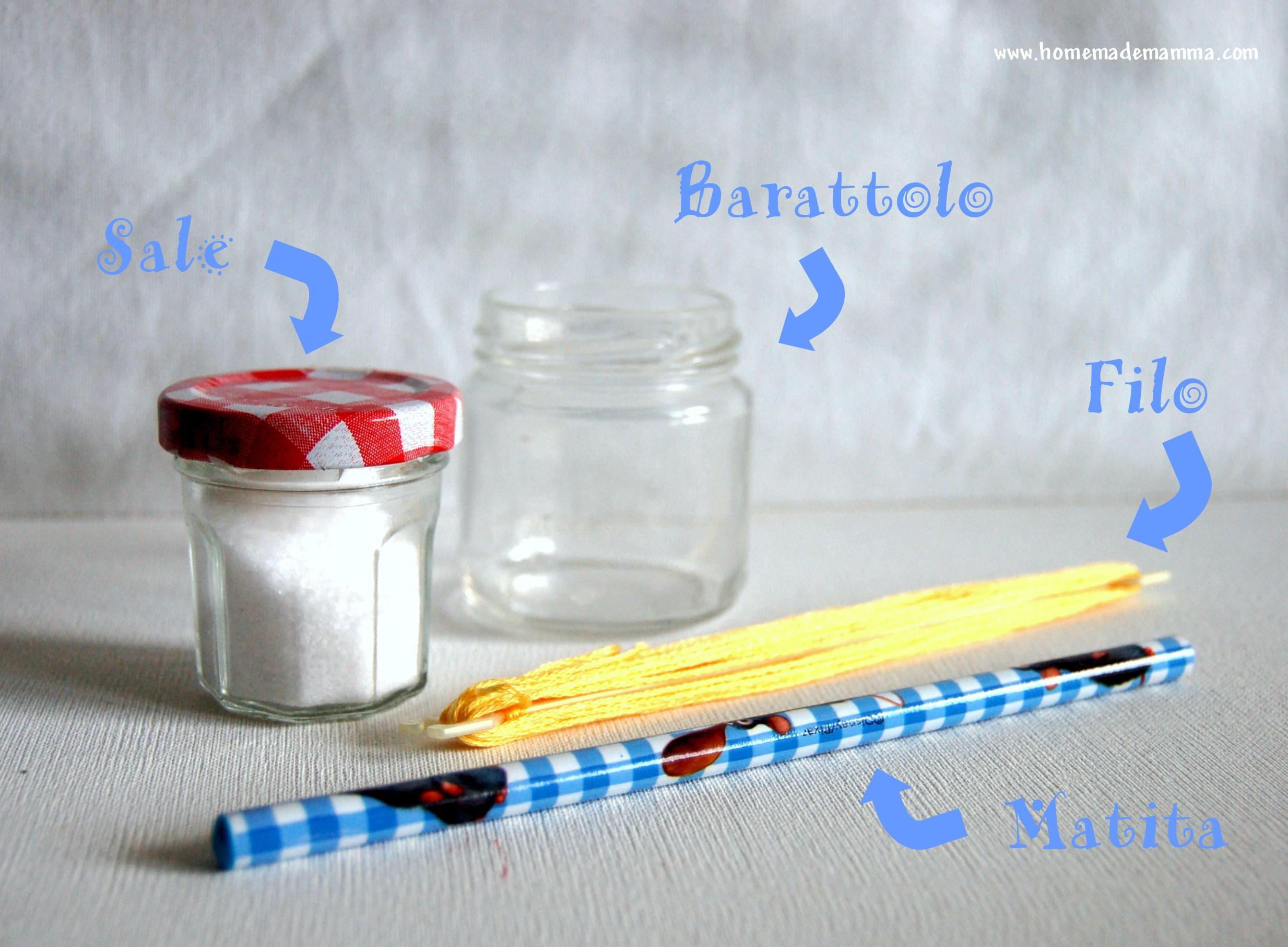 Top Esperimenti con i bambini: creare cristalli | VP62