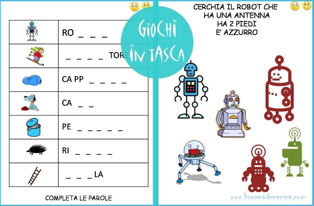 libro vacanze esercizi matematica e italiano scaricare gratis