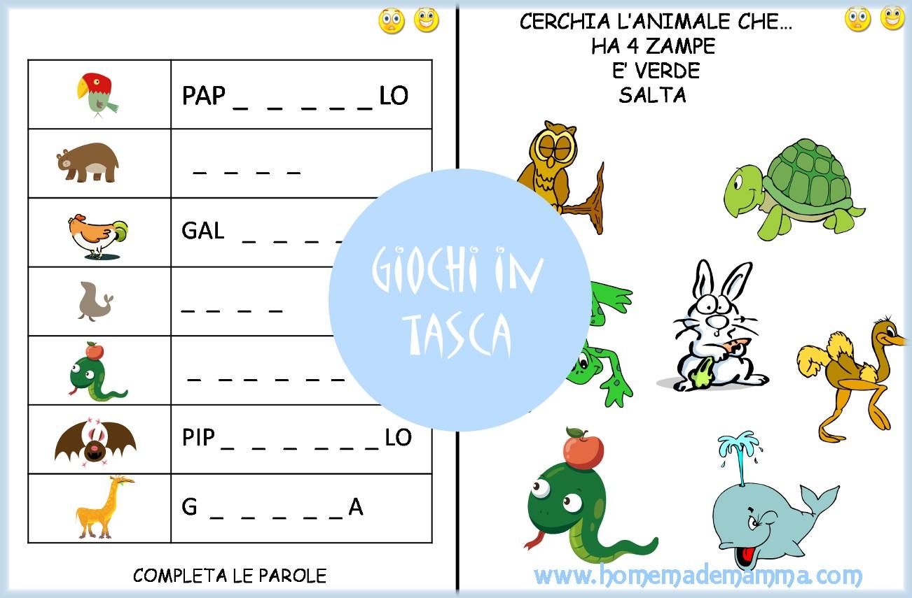 Famoso Schede di italiano e matematica per la scuola primaria da  VT72