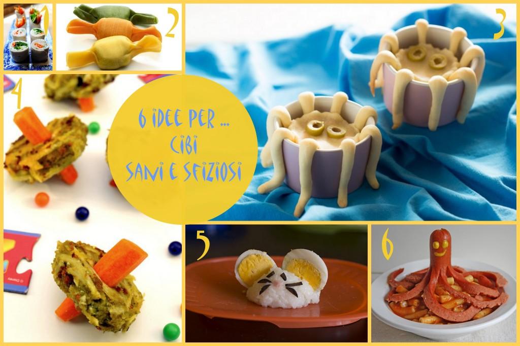 ricette per piatti sane e sfiziosi