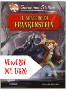 frankenstein shelley geronimo stilton