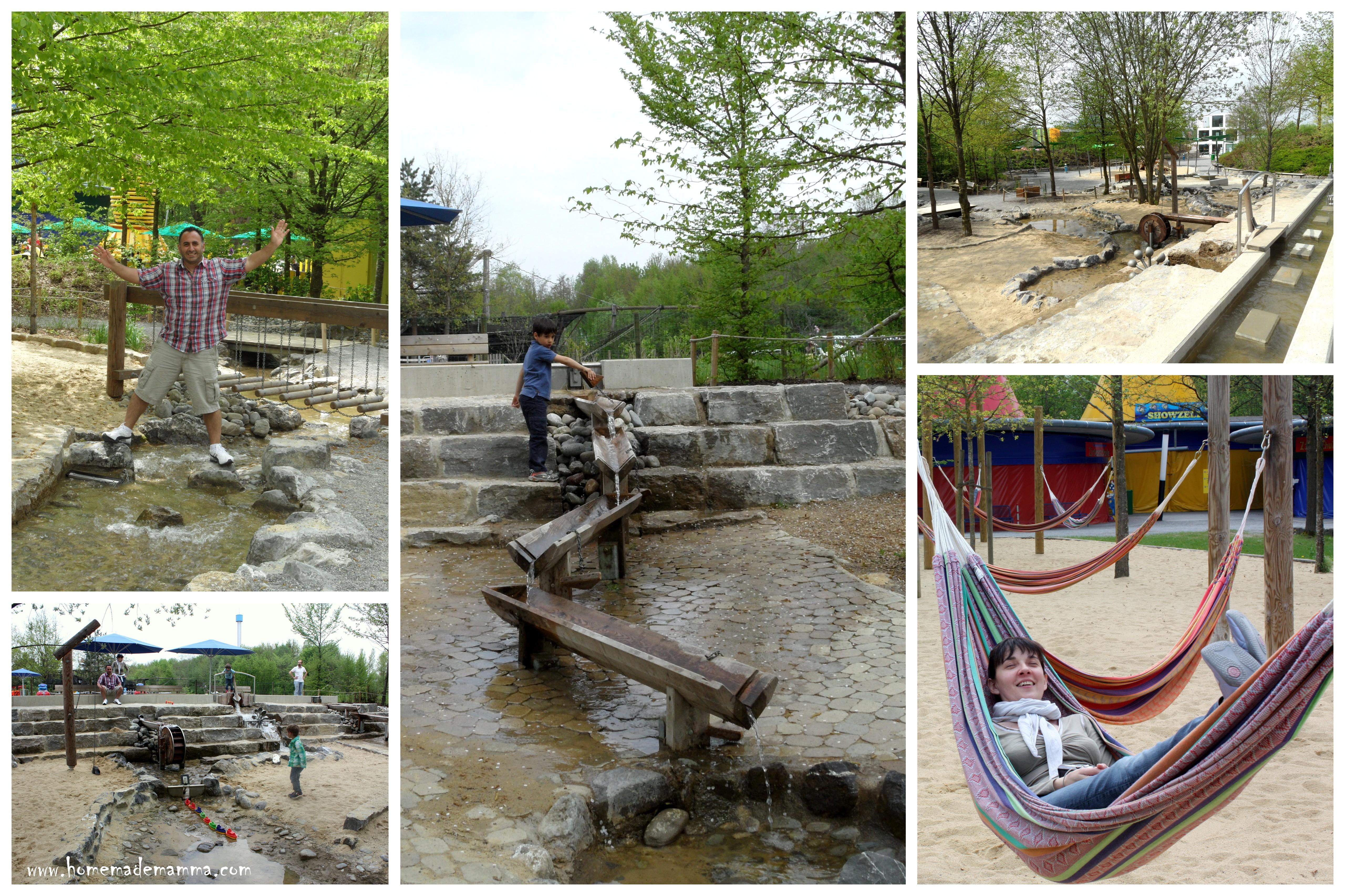 Parco giochi germania for Scivolo per bambini usato