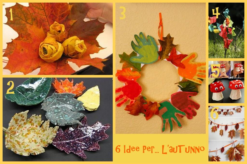 idee per l'autunno