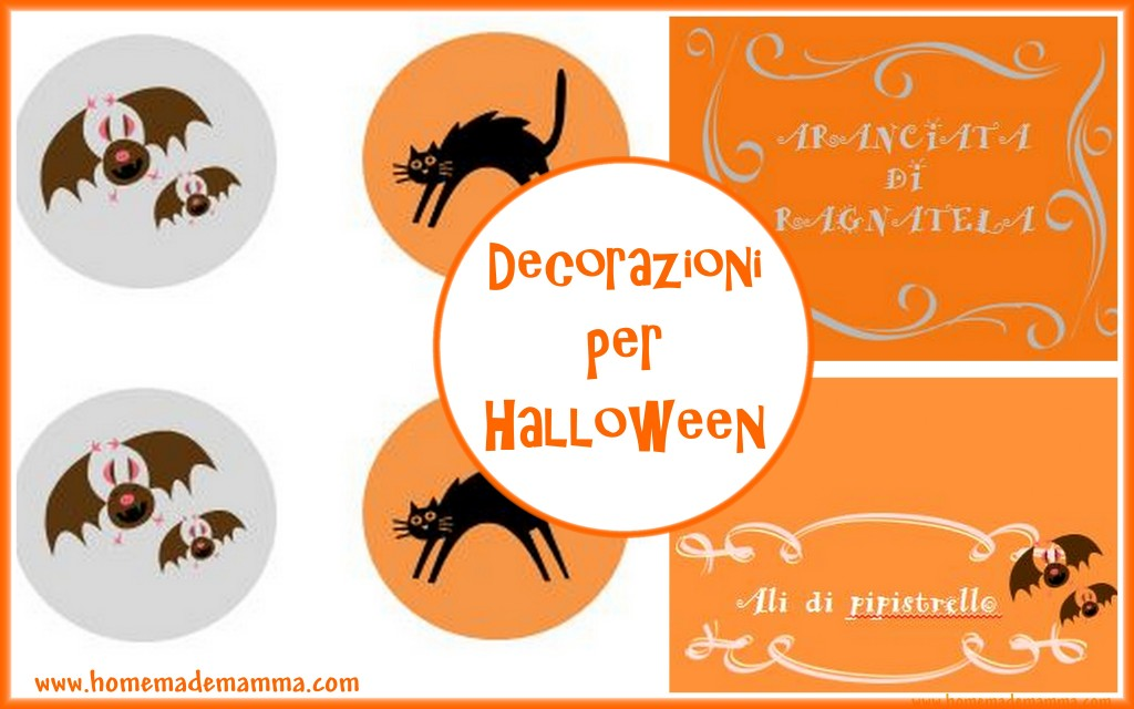 decorazioni gratis halloween
