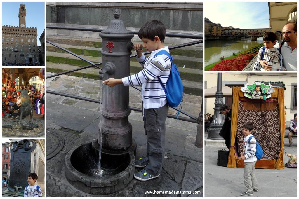 visitare firenze con i bambini itinerari