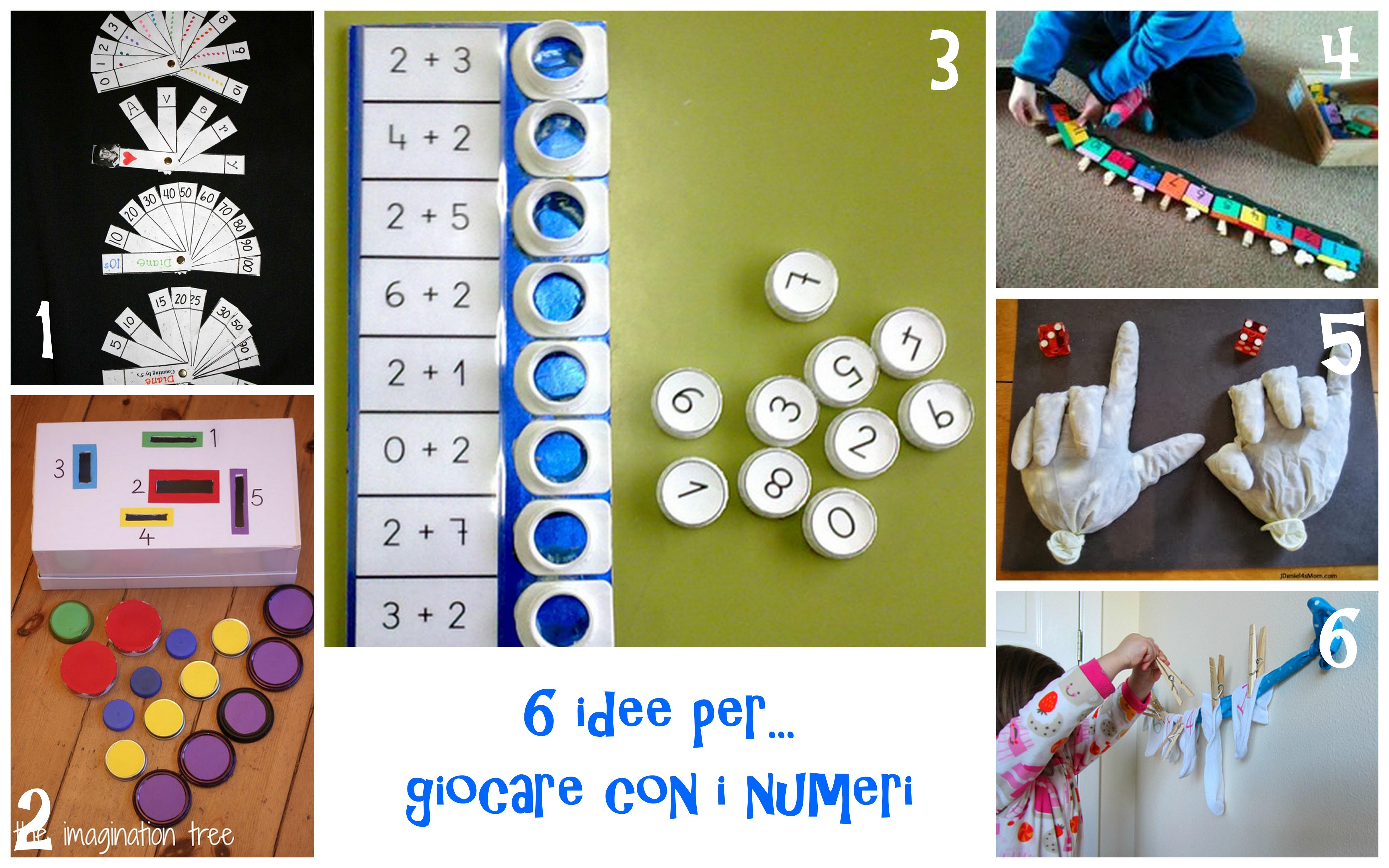 Attivit prima elementare - Colore per numeri per i bambini ...