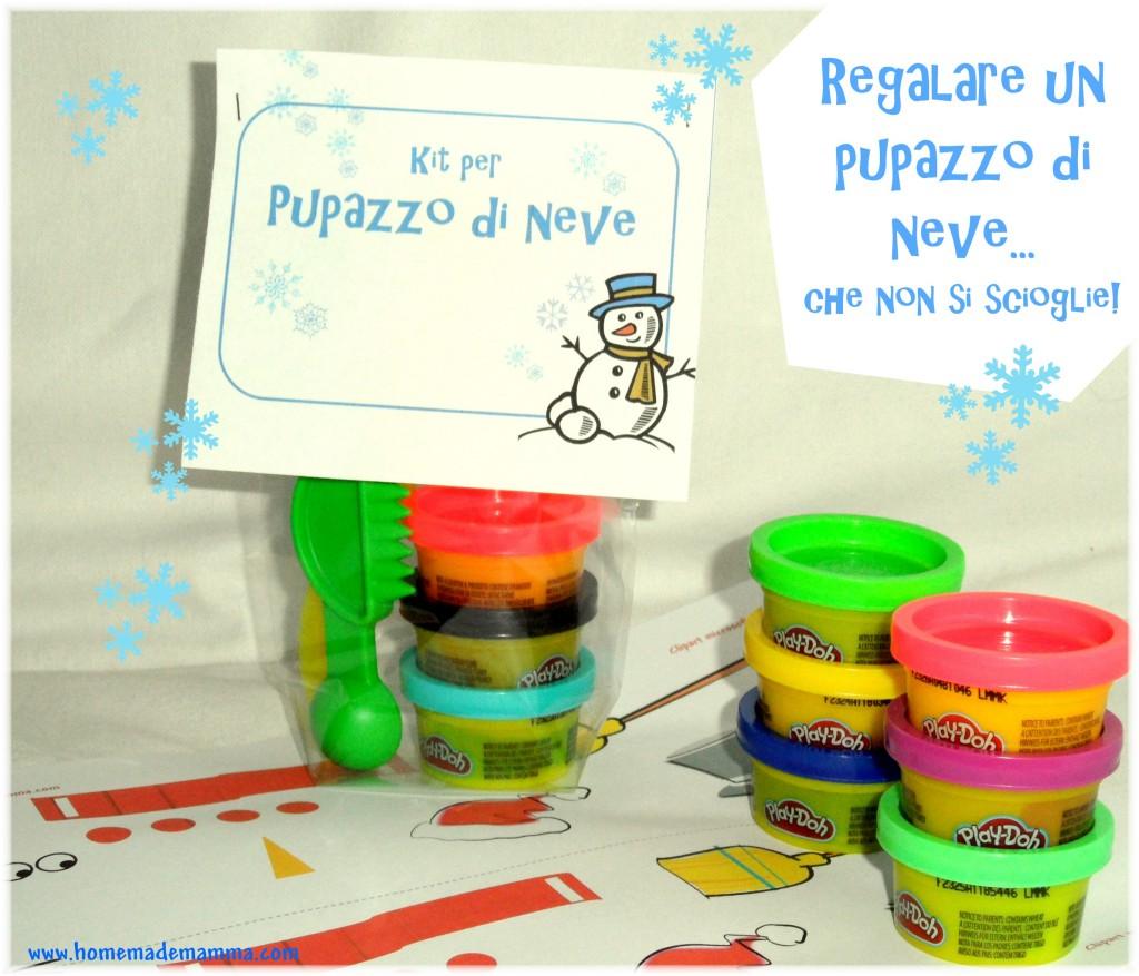 regali fai da te bambini natale e inverno