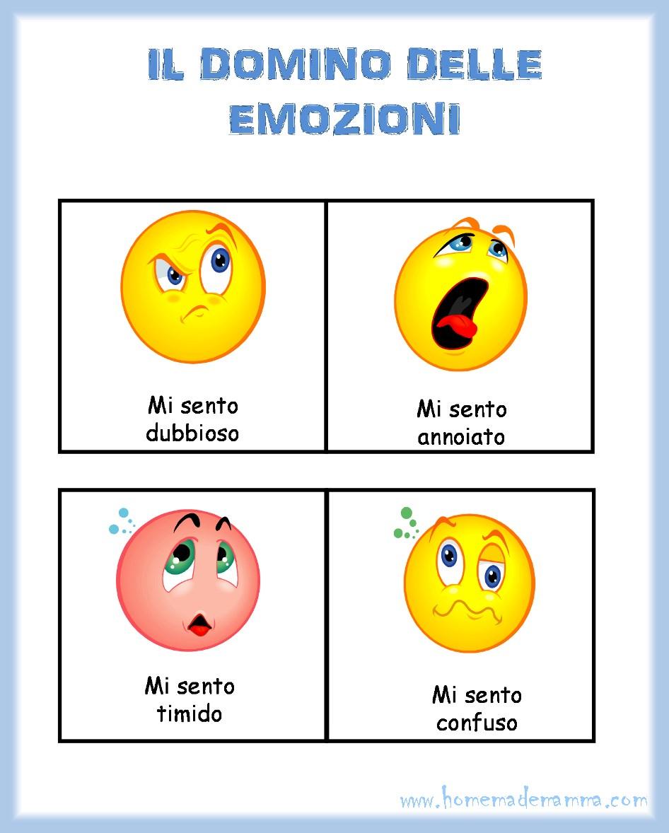 Amato Il domino delle emozioni | VL91