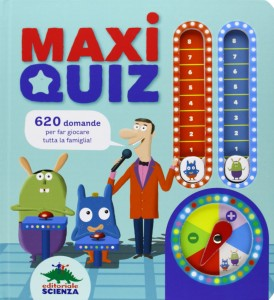 maxi quiz editoriale scienza