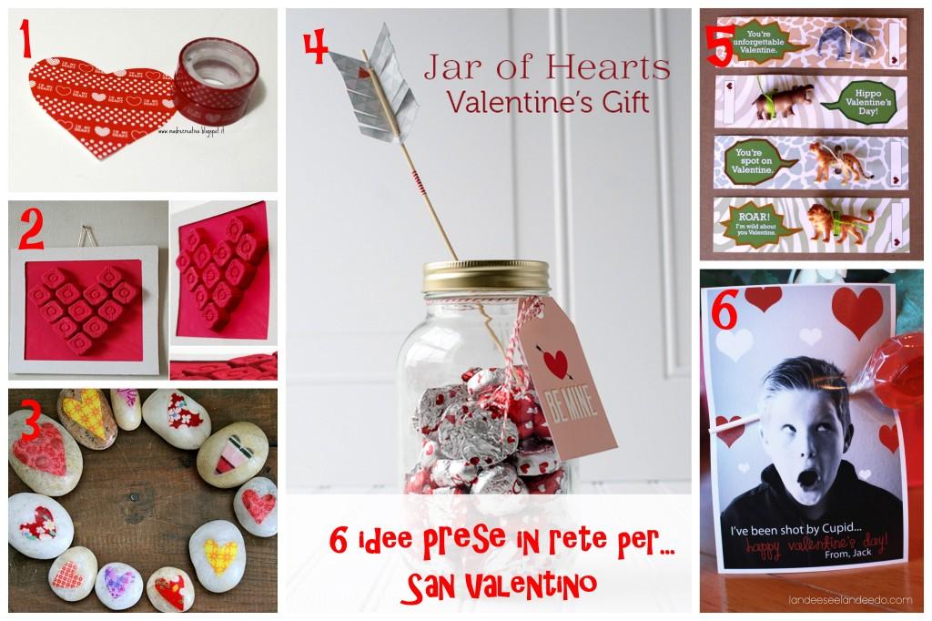 6idee per san valentino