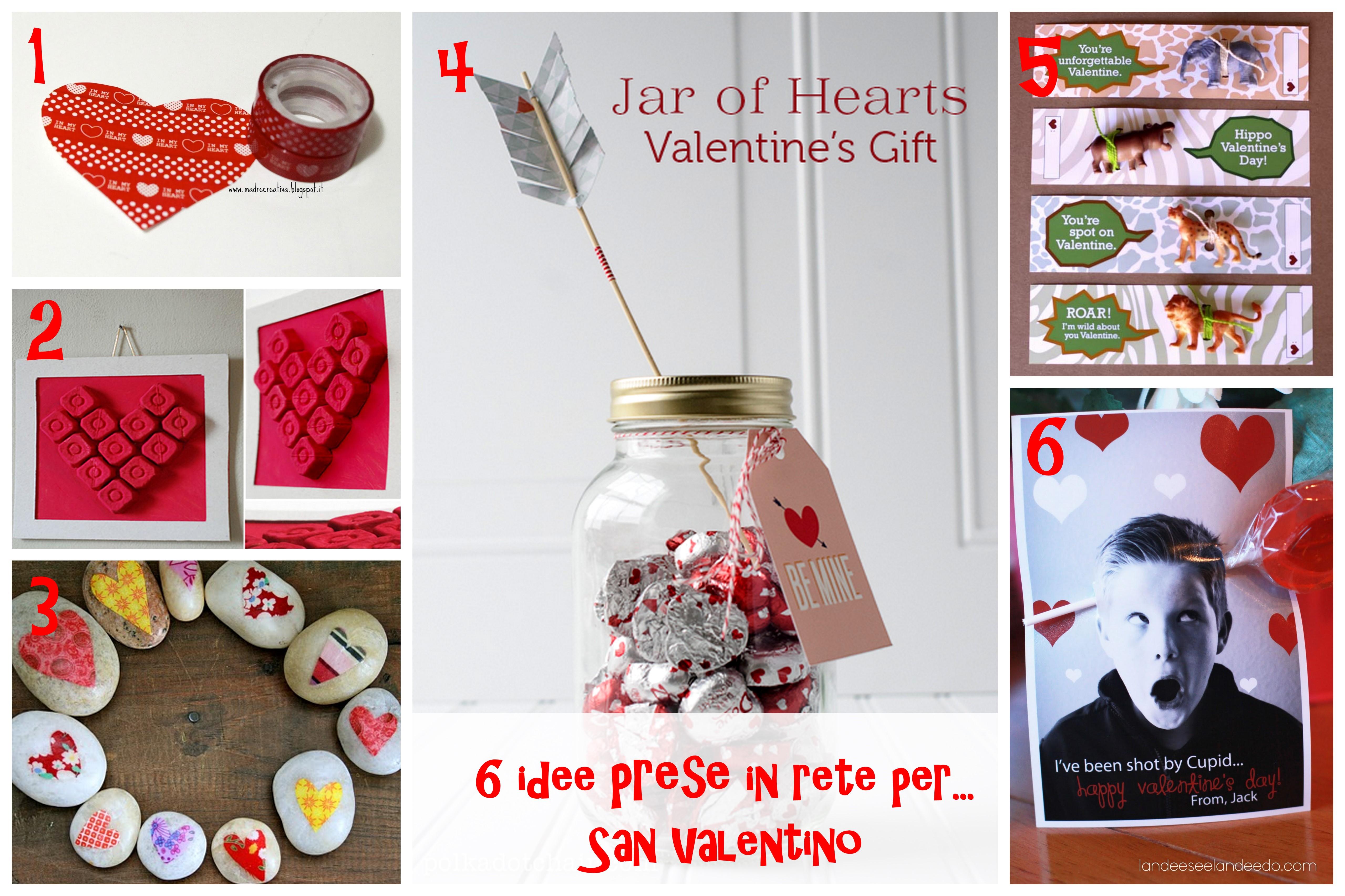 San valentino for Idee per regali