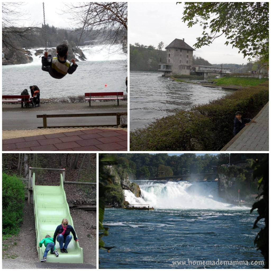 cascate reno parco giochi