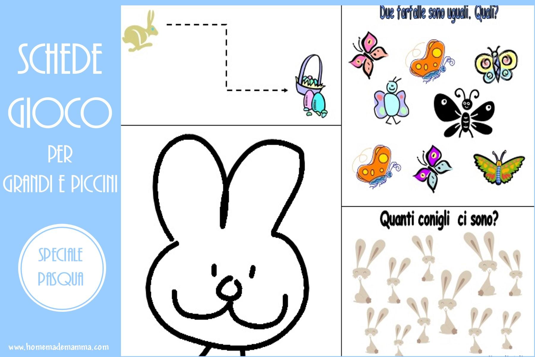 disegni uova di pasqua da stampare