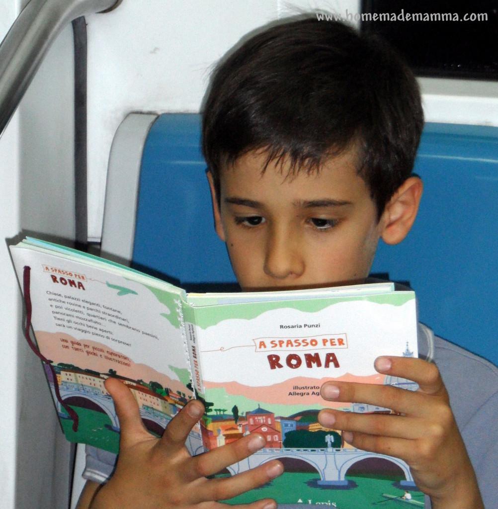 a spasso per roma cartine, mappe e libri per bambini per conoscere roma