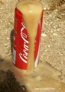 esperimento coca cola