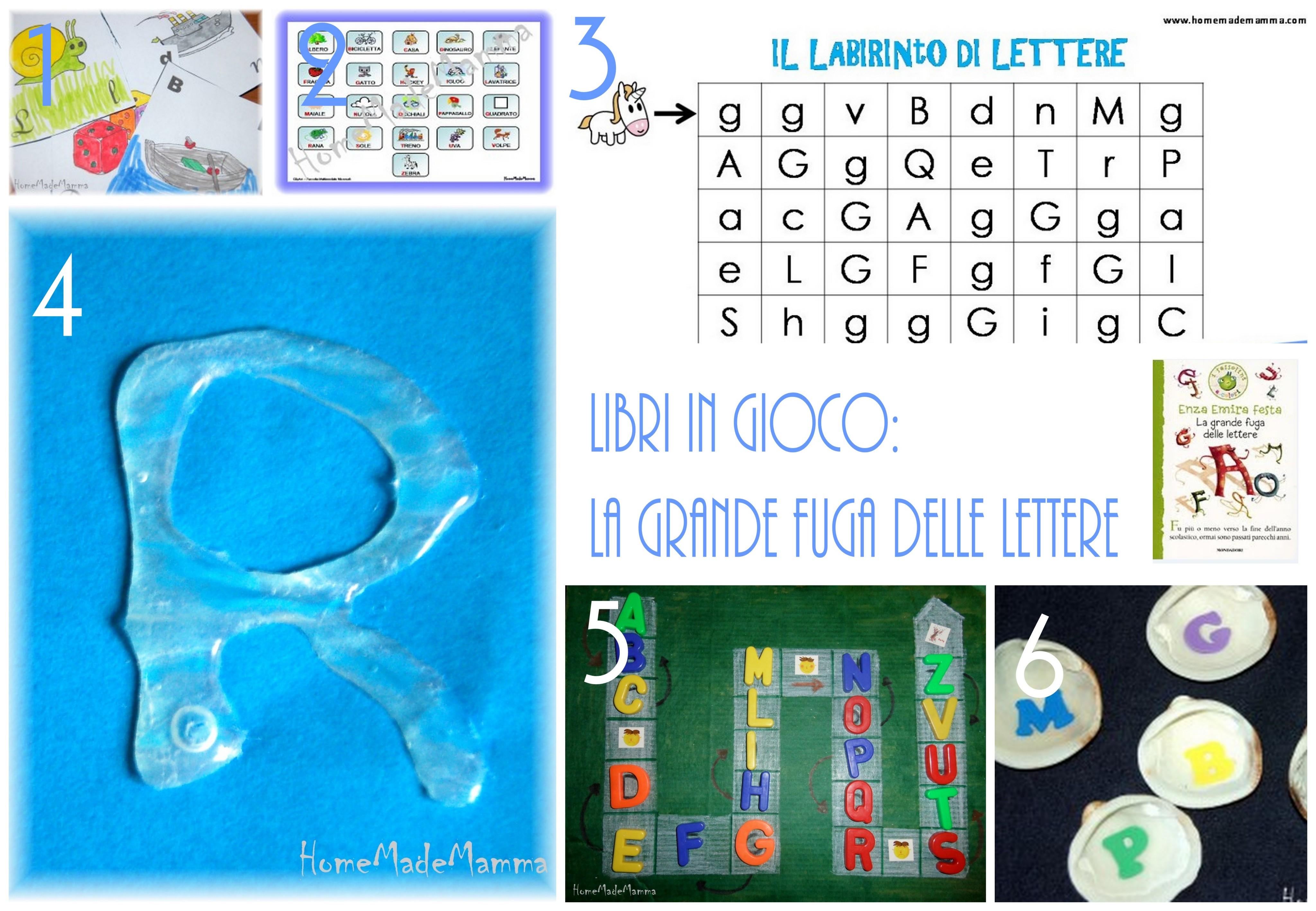 libri in gioco la grande fuga delle lettere