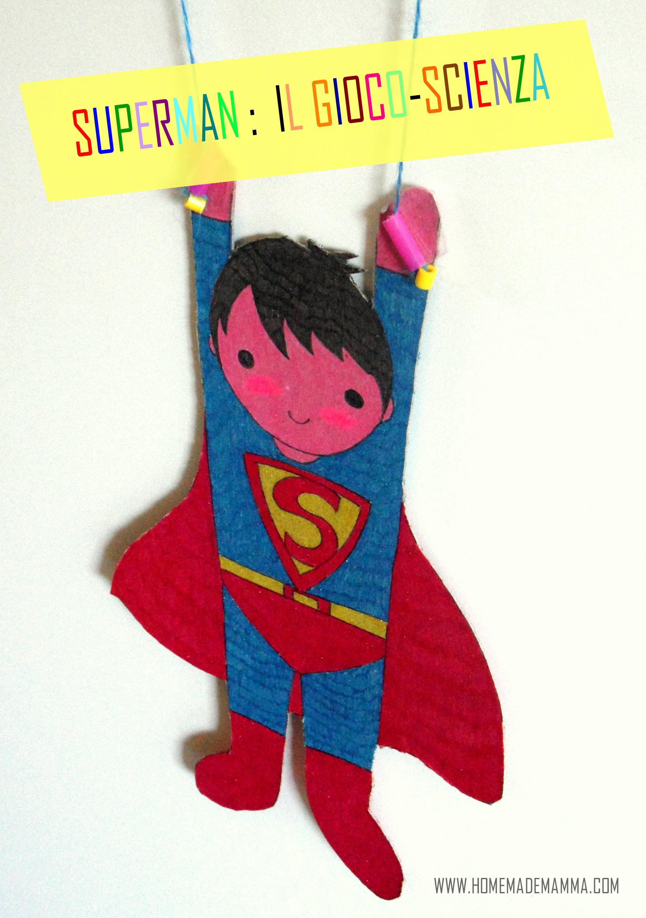 superman e le forze