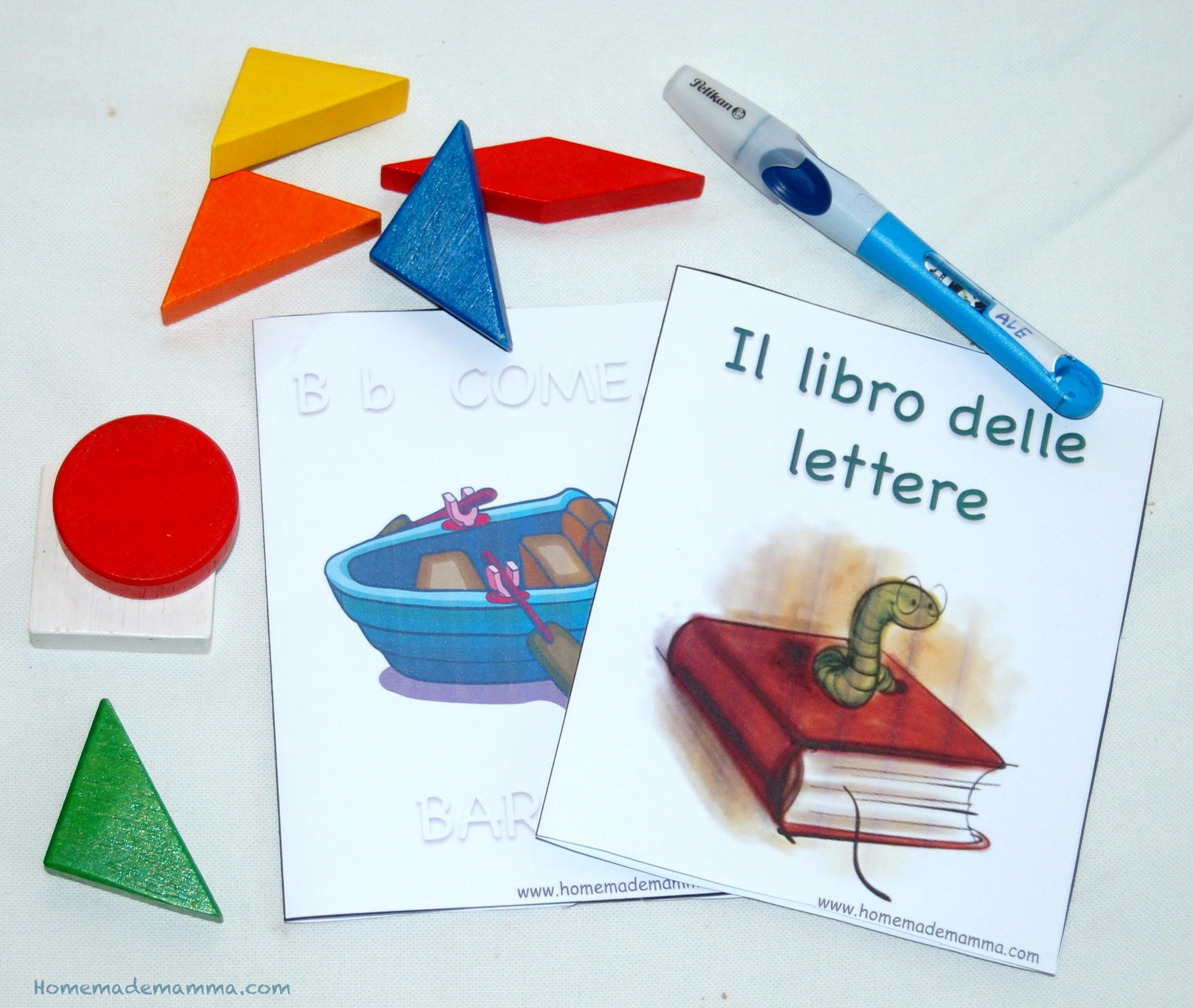 il libro delle lettere