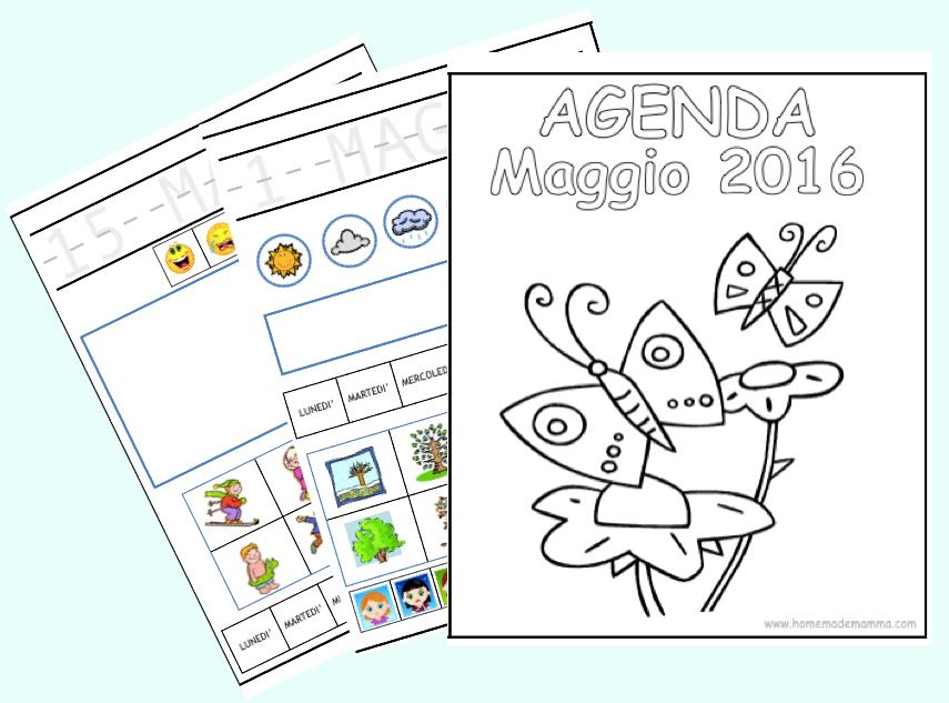 agenda maggio